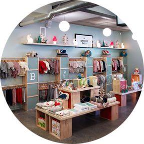 Nature Baby @ The Department Store, Takapuna | Natural Organic Bio Baby Products: Organic Cotton & Merino Wool