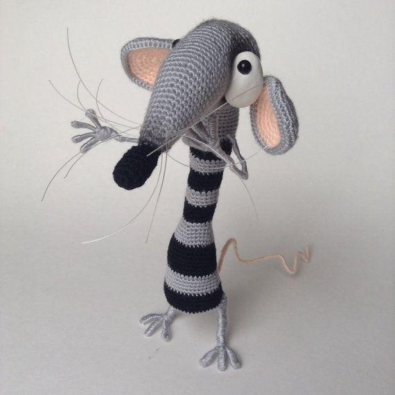 Amigurumi Receitas Portugues : 17 Best ideas about Crochet Mouse on Pinterest Crochet ...
