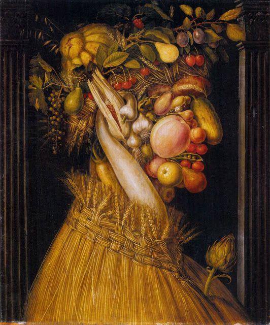 Painterlog.com: Giuseppe Arcimboldo ( Italian artist, 1527-1593)