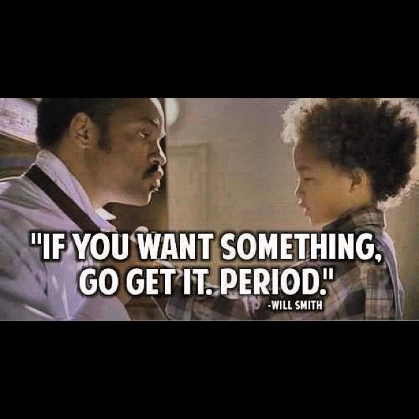 Quotes Inspirational Film Pursuit Happiness