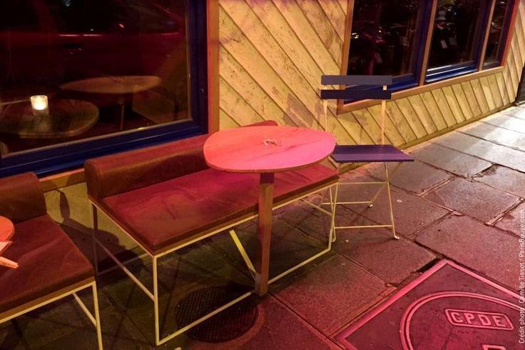 Image result for le depanneur restaurant paris