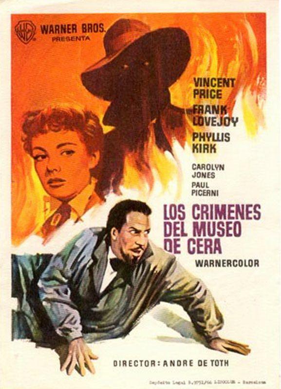 1953 / Los crímenes del museo de cera - House Of Wax