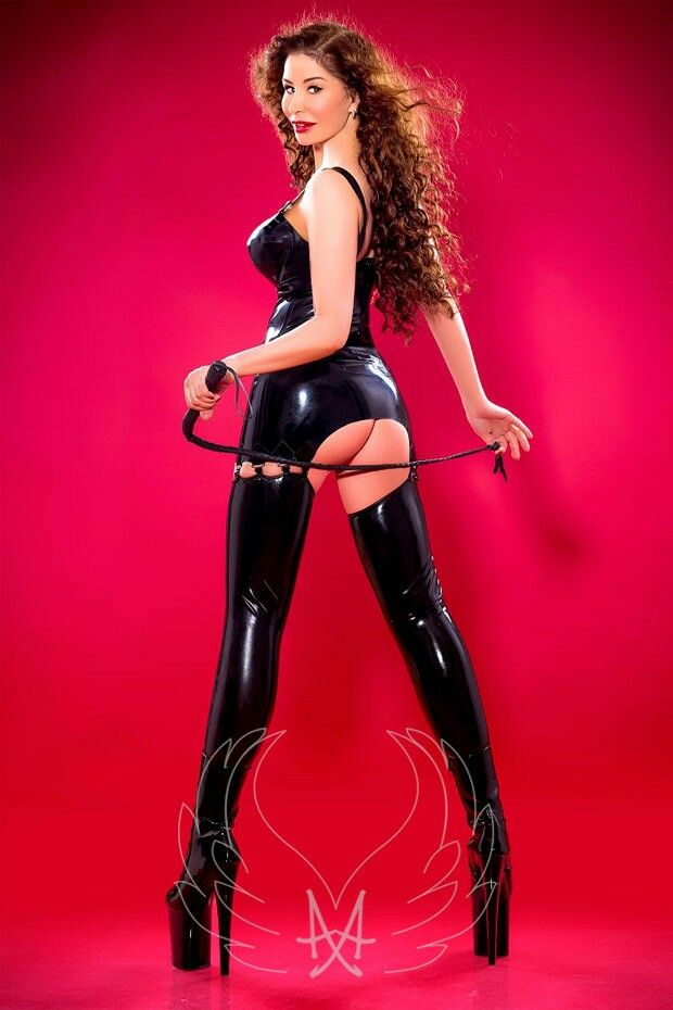 London Geliebte Latex asiatisch