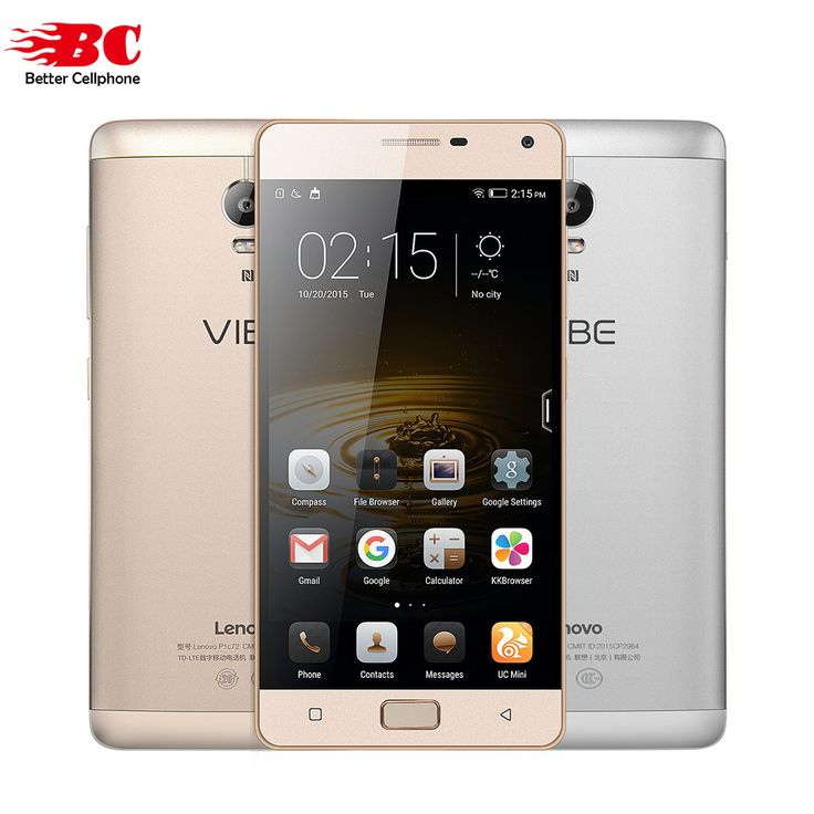 "==> [Free Shipping] Buy Best Original Lenovo Vibe P1 C58 5000mAh 4G LTE Snapdragon 615 Octa Core 2G RAM 5.5"" FHD 1920x1080P 13.0MP Android 6.0.1 Mobile Phone Online with LOWEST Price 