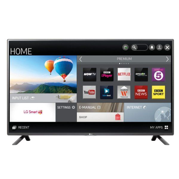 Was £499.99 > Now £314.99.  Save 37% off LG 42LF580V Smart 1080p Full HD 42 Inch TV (Built-in WiFi #45, #5StarDeal, #Electronics, #HomeCinema, #LowestEver, #TVVideo, #TVs, #Under500