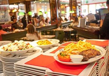 Restaurante Picasso - Puerto Banús - Marbella: Restaurante Picasso