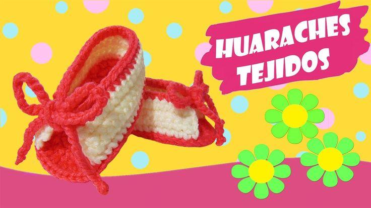 Huaraches tejidos a crochet sencillos     paso a paso