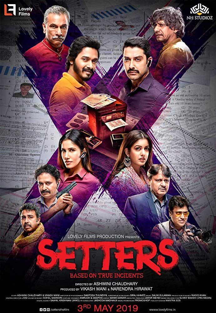 Setters 2019 Hindi 720p Hd Movie Free Download Hd Movies Bollywood Movie Hindi Movies