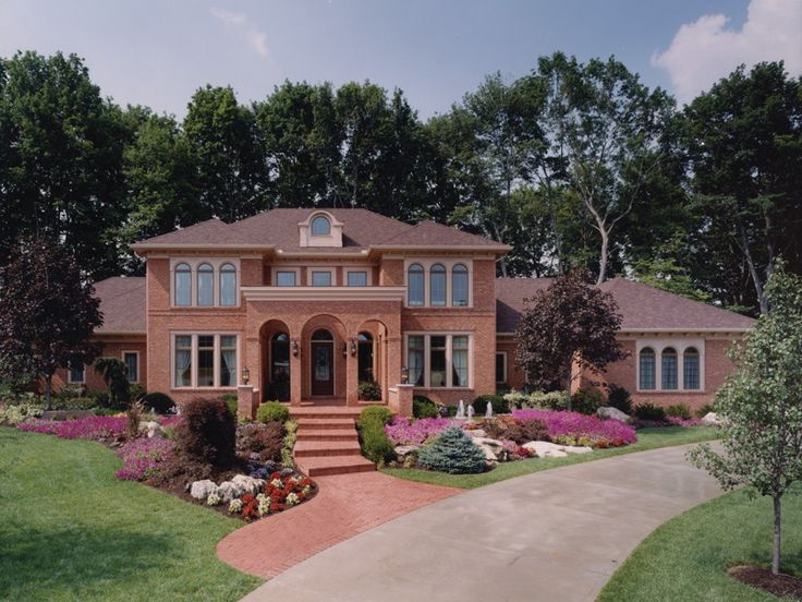 244 best Home Plans with Great Curb Appeal images on Pinterest ...