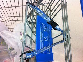 A Savvy Life: A Savvy Tip - Coupon Binder Shopping Cart Trick