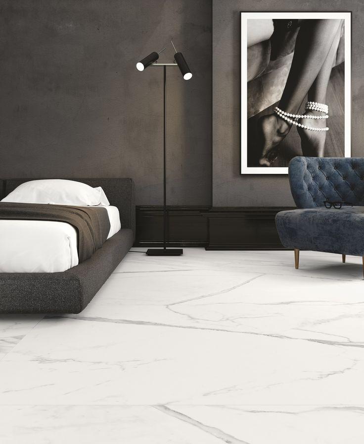 Wand- und Bodenbelag MARBLETECH WHITE by CERAMICA FONDOVALLE