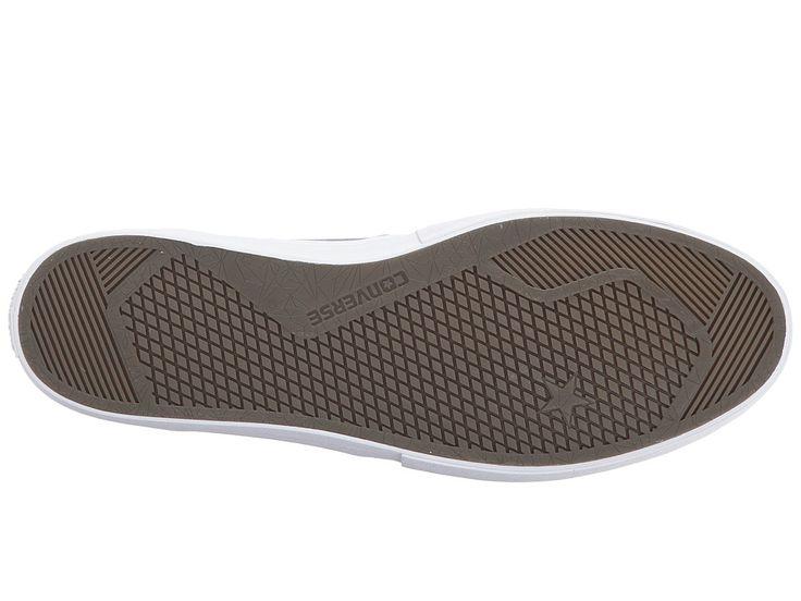 Converse Skate Crimson Ox Men's Classic Shoes Cool Grey/Black/White
