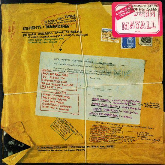 John Mayall - A hardcore package - 1977