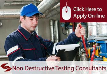 non destructive testing consultants professional indemnity insurance