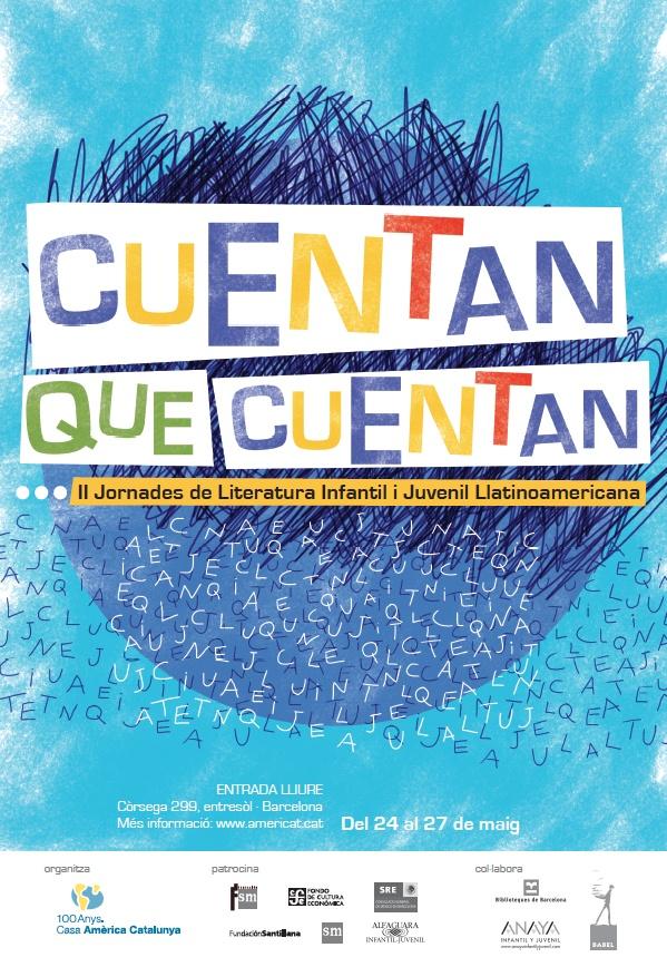 AGENDA CULTURAL del Consulado General de México en Barcelona: II Jornadas de Literatura Infantil y Juvenil Latinoamericana
