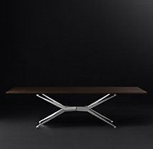 Maslow Spider Rectangular Dining Table