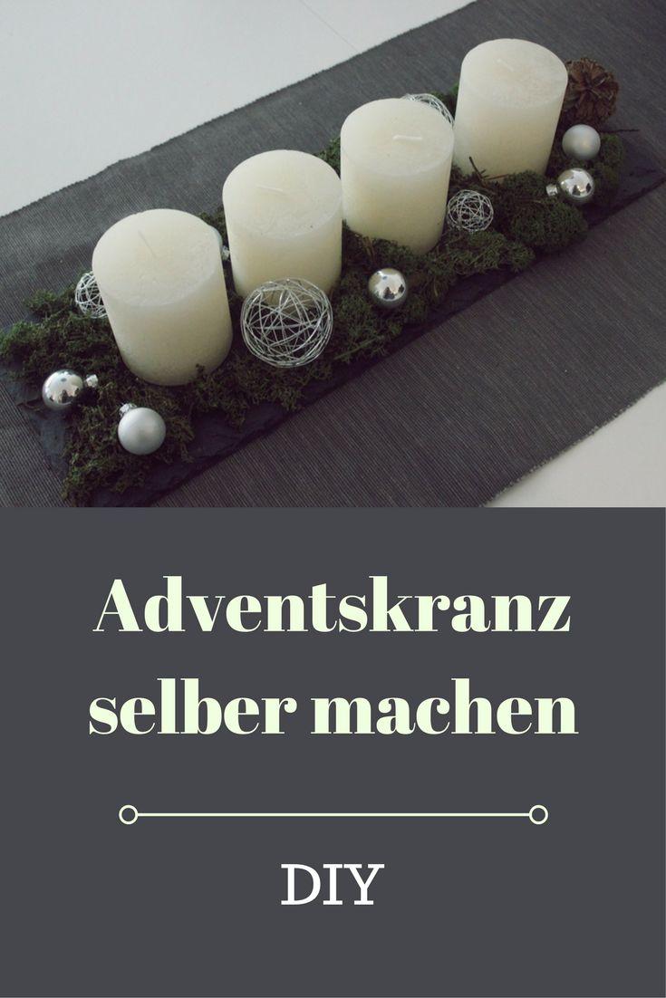 weihnachtszeit adventskranz und weihnachtsdeko. Black Bedroom Furniture Sets. Home Design Ideas