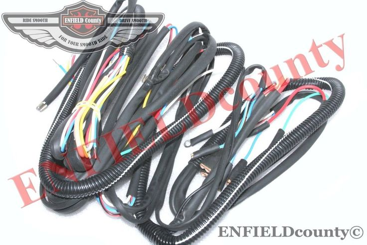 NEW COMPLETE WIRING HARNESS LOOM ASSEMBLYFOR ZETOR 3511 TRACTOR