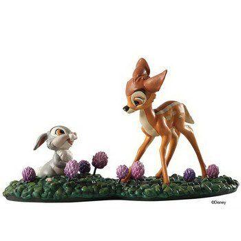 Figure Disney WDCC Bambi Tonsuke Bambi Meets Thumper Disney B003EGGGKU @ niftywarehouse.com #NiftyWarehouse #Disney #DisneyMovies #Animated #Film #DisneyFilms #DisneyCartoons #Kids #Cartoons