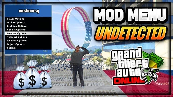 GTA 5 Mod Menu TUTORIAL NEW 2017 PS3,PS4,XBOX 360,XBOX ONE  DOWNLOAD Online