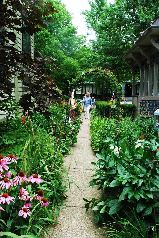 Garden Walk Buffalo Cottage District 5: 21 Best Buffalo Style Gardens Images On Pinterest