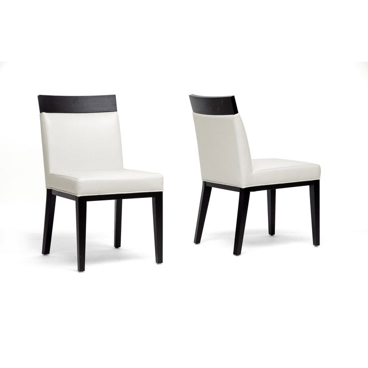 Bring These Appealing Modern Dining Chairs Into Your Home And Appreciate  The Sturdy Design Coupled With