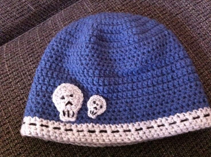 Beanie for my boy! 2dec2012