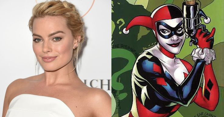 Margot Robbie may play the Joker's girlfriend, Harley Quinn, in 'Suicide Squad'