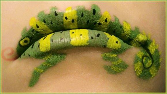 Chameleon by Viridis Somnio