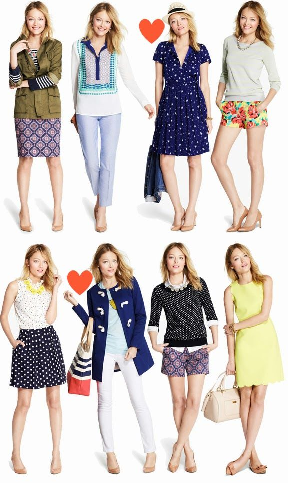 Über Chic for Cheap: Inspired: J.Crew Factory Looks We Love {January}