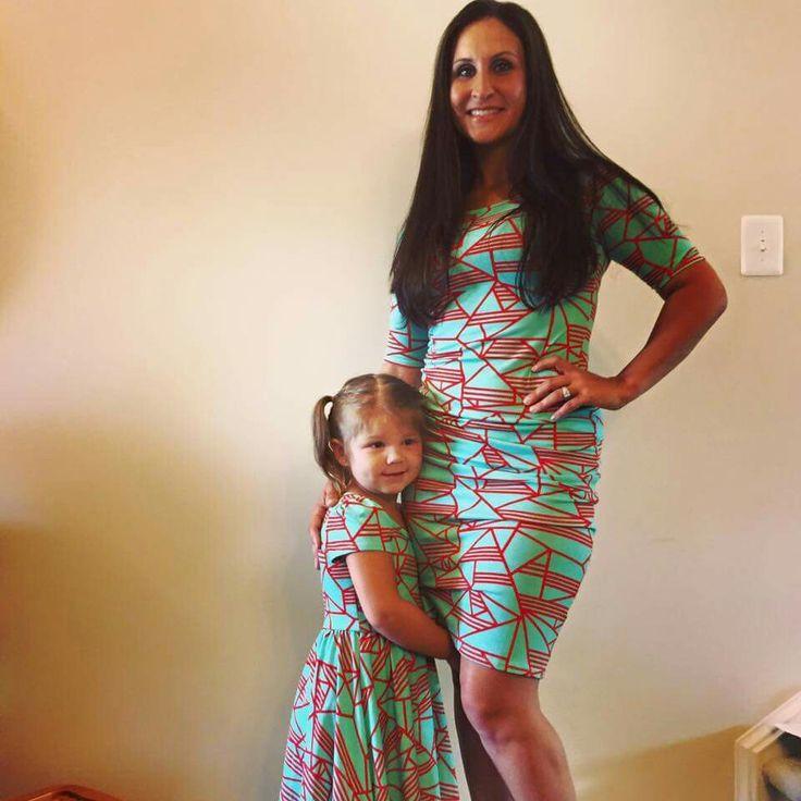 Mommy and me LuLaRoe