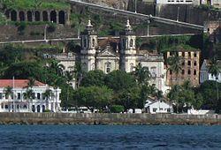 Basílica Nossa Senhora da Conceição da Praia – Wikipédia, a enciclopédia livre