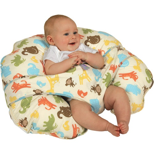 Leachco - Cuddle-U Nursing Pillow and More, Jungle $20 Baby Wishlist Pinterest Awesome ...