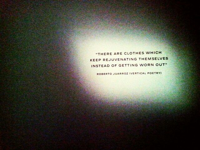 Quote - #throwback to the Little Black Jacket Exhibition by Chanel