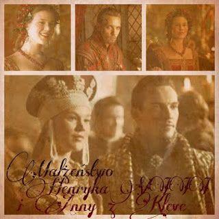 THE TUDORS: Anna z Kleve i Henryk VIII