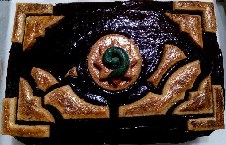 Hearthstone cake