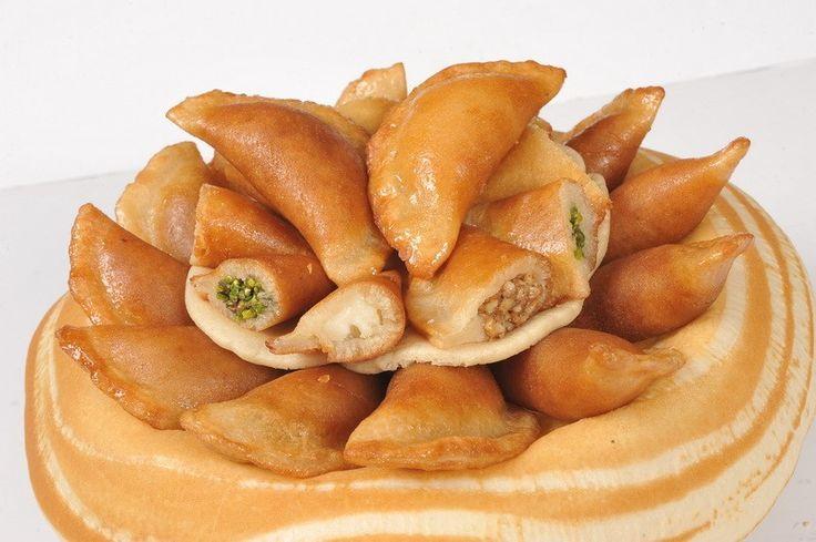 Katayef – a traditional Arabic desert for Ramadan | Middle ...