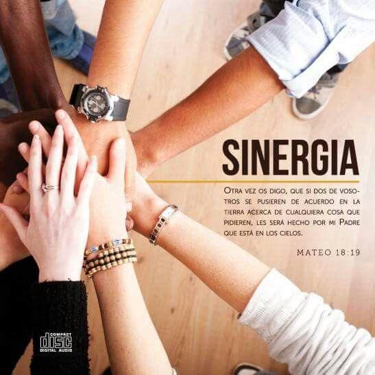 Sinergia espiritual | Reflexiones | Pinterest