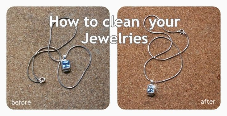 """Ef Zin Creations: How to clean your """"EfZin"""" Jewelries (or any jewelr..."""