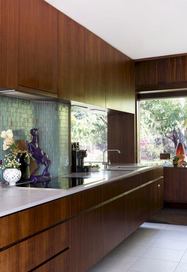 best 25 mid century modern kitchen ideas on pinterest