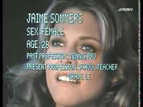 Super Jaimie, la femme bionique