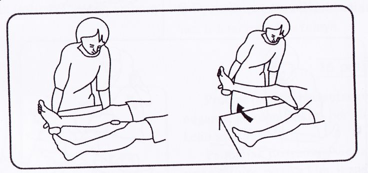 Heliospectrum 10 pasive exercises for legs and lower