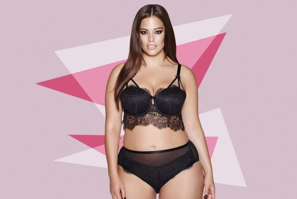 Canada's Sexiest Plus-Size Lingerie Is Coming To The US #FiftyShades #Lingerie