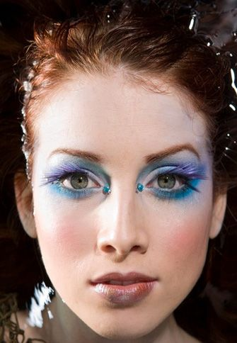Ms de 25 ideas increbles sobre Maquillaje de hadas en Pinterest