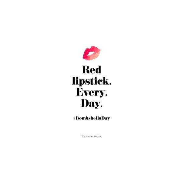 Best 25+ Red lipstick quotes ideas on Pinterest | Kate ...