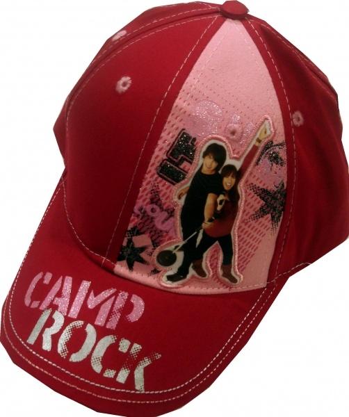 Sapca oficiala Disney cu Camp Rock, 100% bumbac.