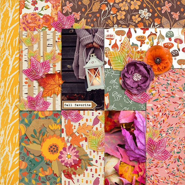 Fall - Michelle Collins from hellodreamer - Gather Nov. collection