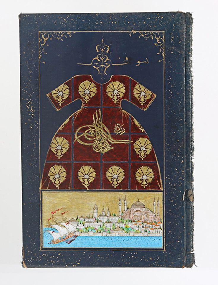 Kaftan ve İstanbul Minyatür - Taner Alakuş Minyatür Atölyesi