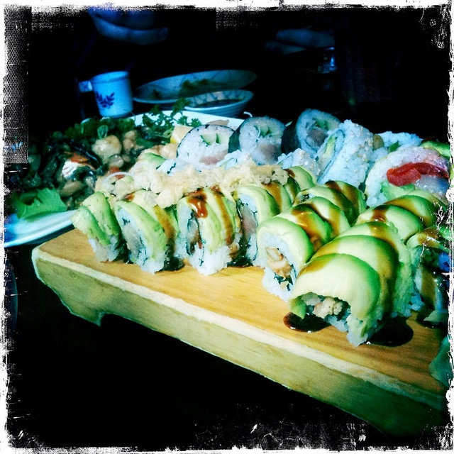 Sushi Village Check out their $ 19.00 menu in Dine Around Whistler!