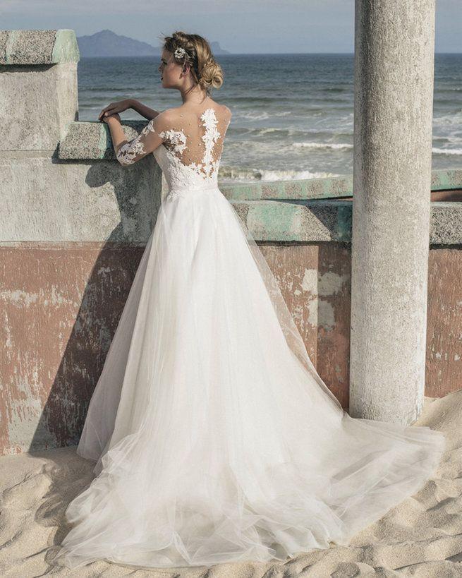 winter wonderland wedding south africa%0A Elbeth Gillis      Wedding Dresses   Opulence Bridal Collection